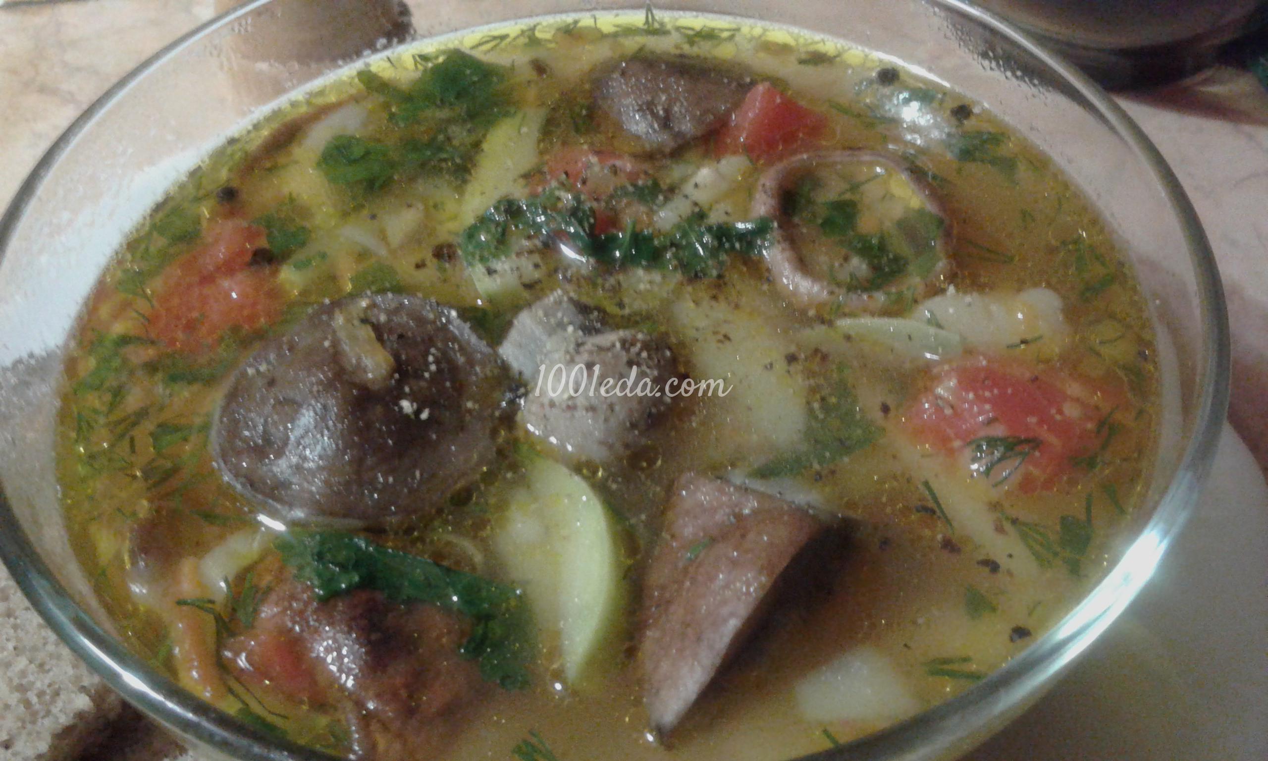 рецепты супов пюре и крем супов