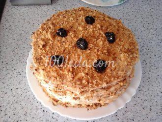 рецепт пирожного ириска