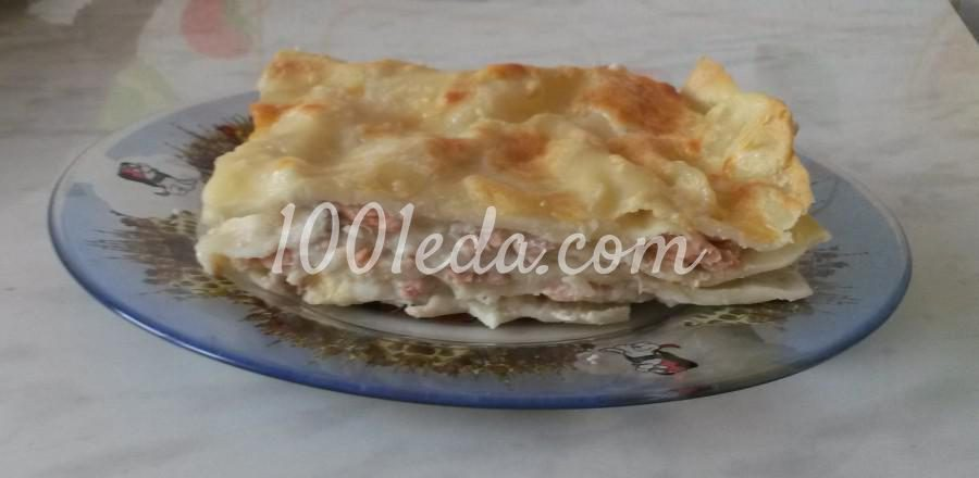 Рецепт лазаньи пошагово с фото
