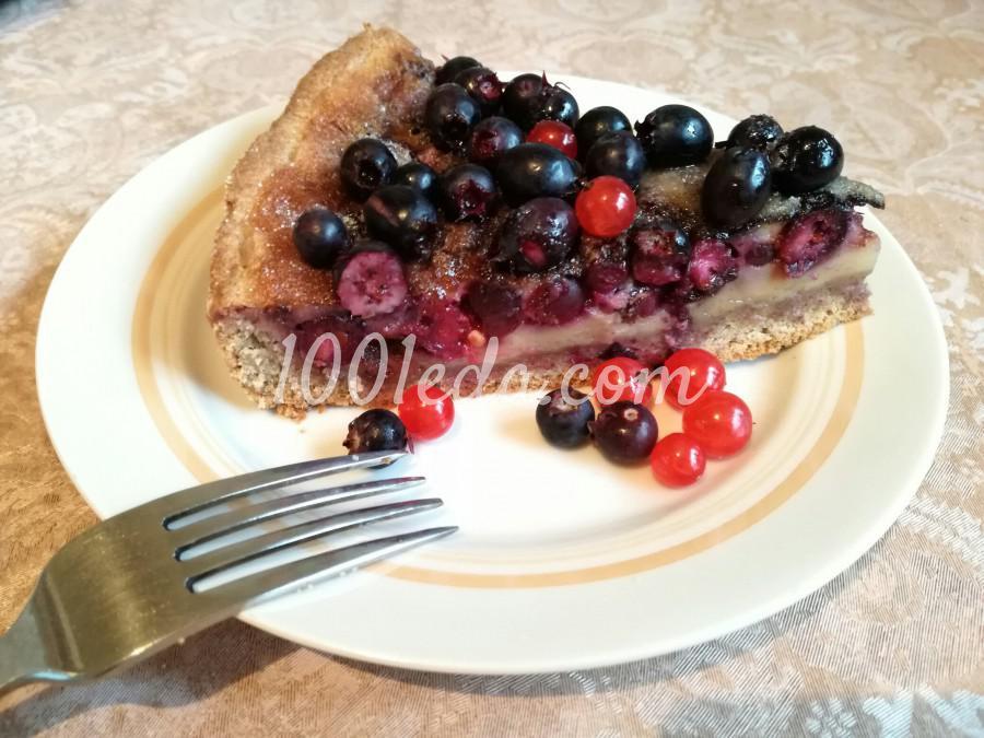 Пирог с иргой: пошаговый с фото