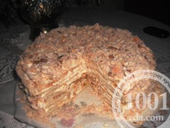 Рецепты торта с маргарином