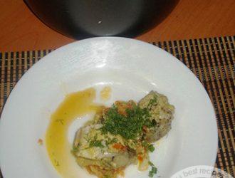 Рецепт минтая с овощами в мультиварке