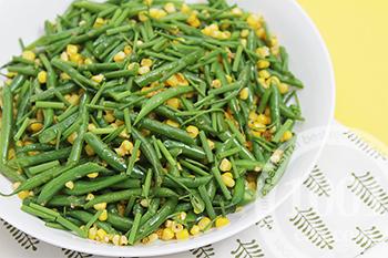 Зеленая фасоль гарнир рецепты приготовления отношение в коллективе и семье