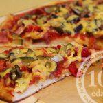 Жидкое тесто для пиццы на майонезе