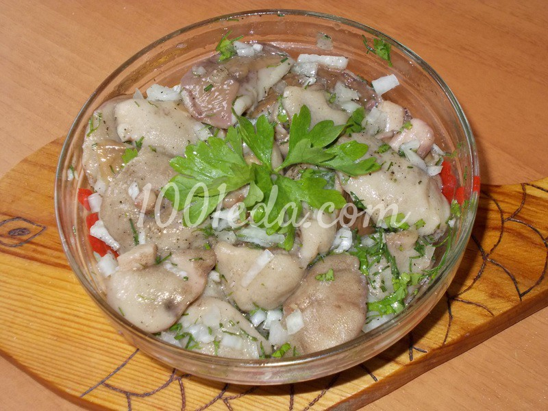 Овощи гриль в духовке с пошаговым 73