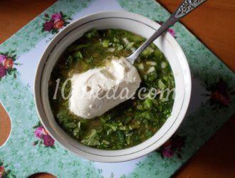 Рецепт окрошки на квасе пошагово 27