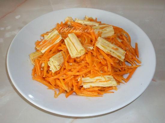 салат из соевой спаржи с мойнез рецепты