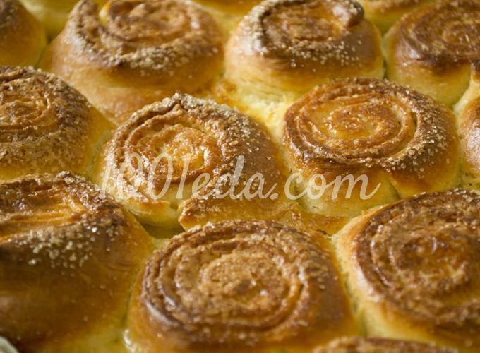 Французские булочки по маминому рецепту