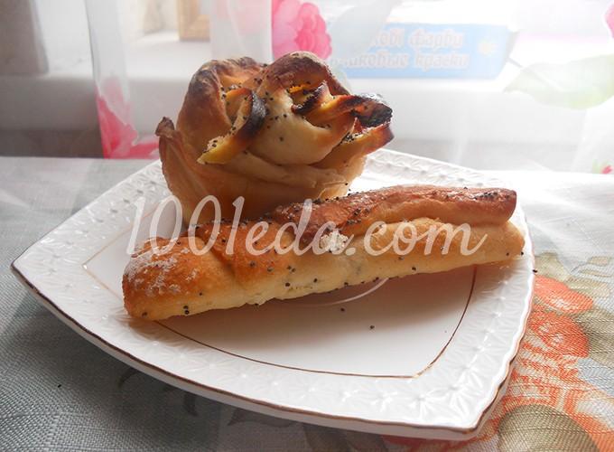 Эклер закуска рецепт с фото пошагово