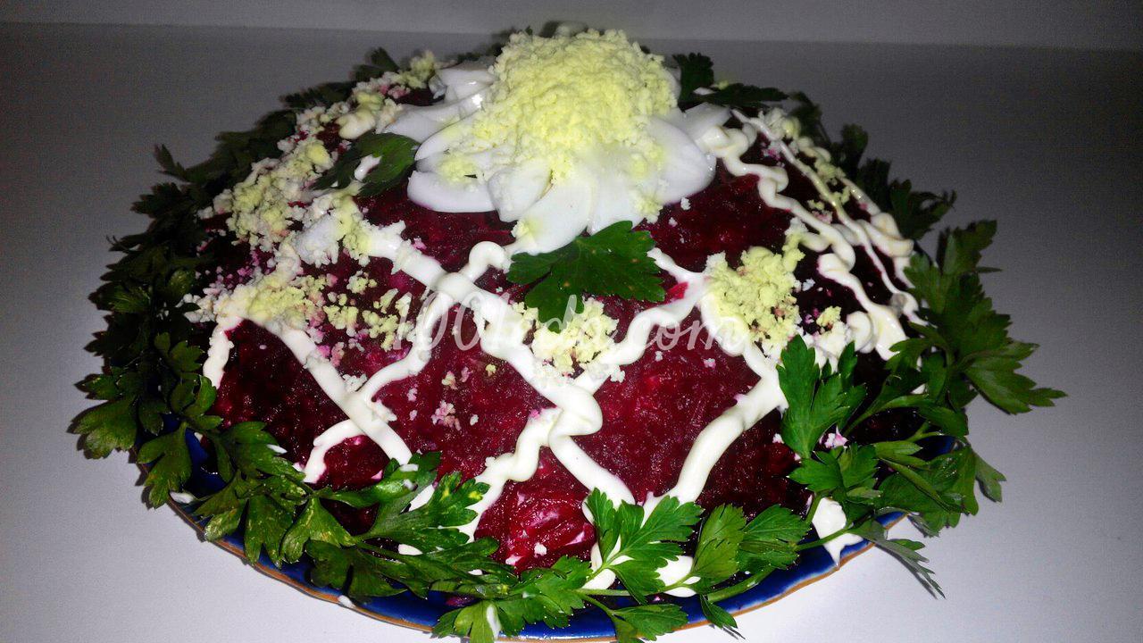 вкусные салаты с рыбой рецепты с фото