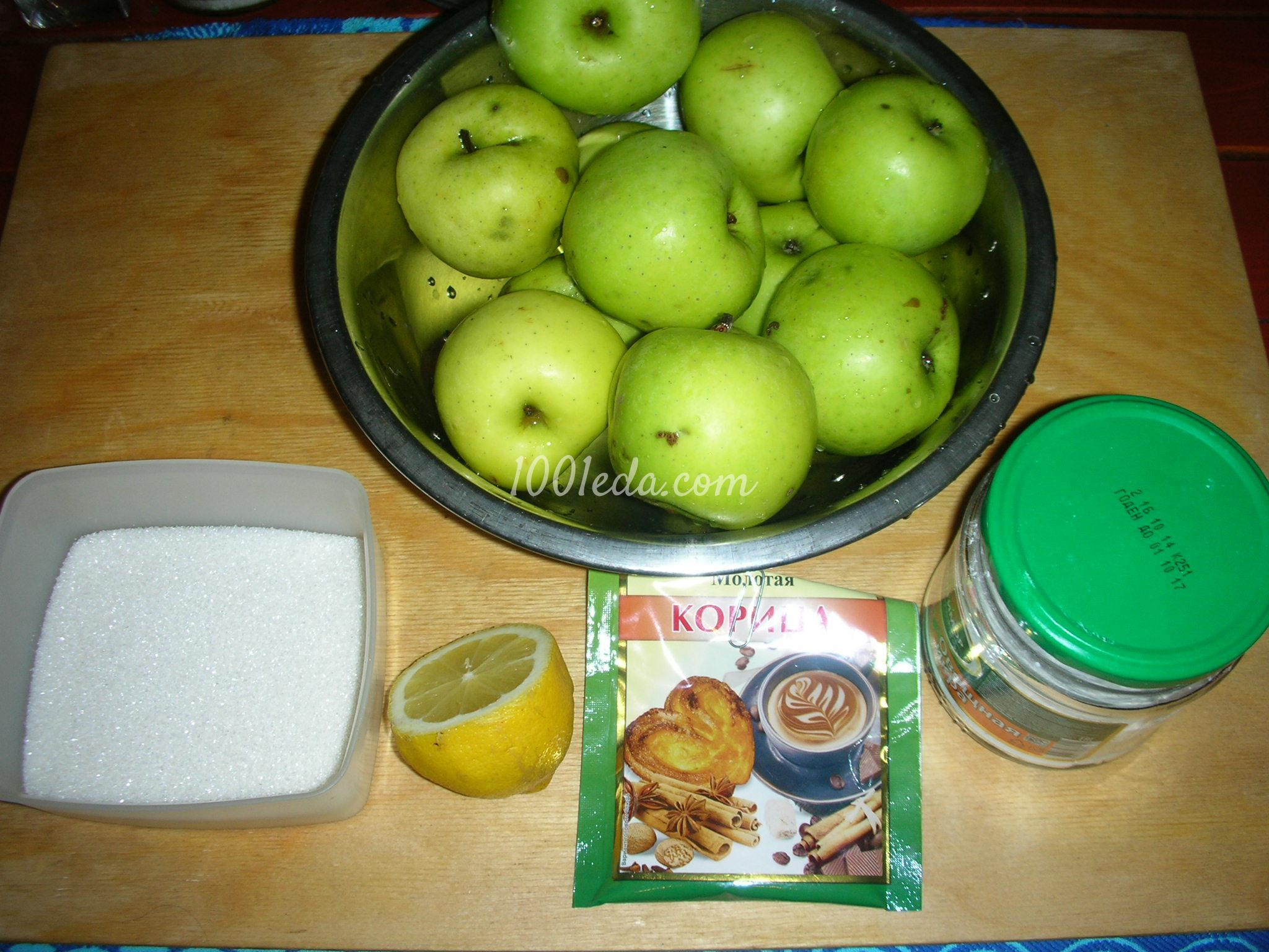 Яблочный рецепт с пошаговым фото