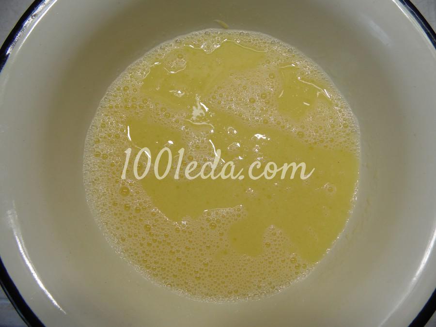 Апельсиново-ореховый пирог в мультиварке: рецепт с пошаговым фото - Шаг №1
