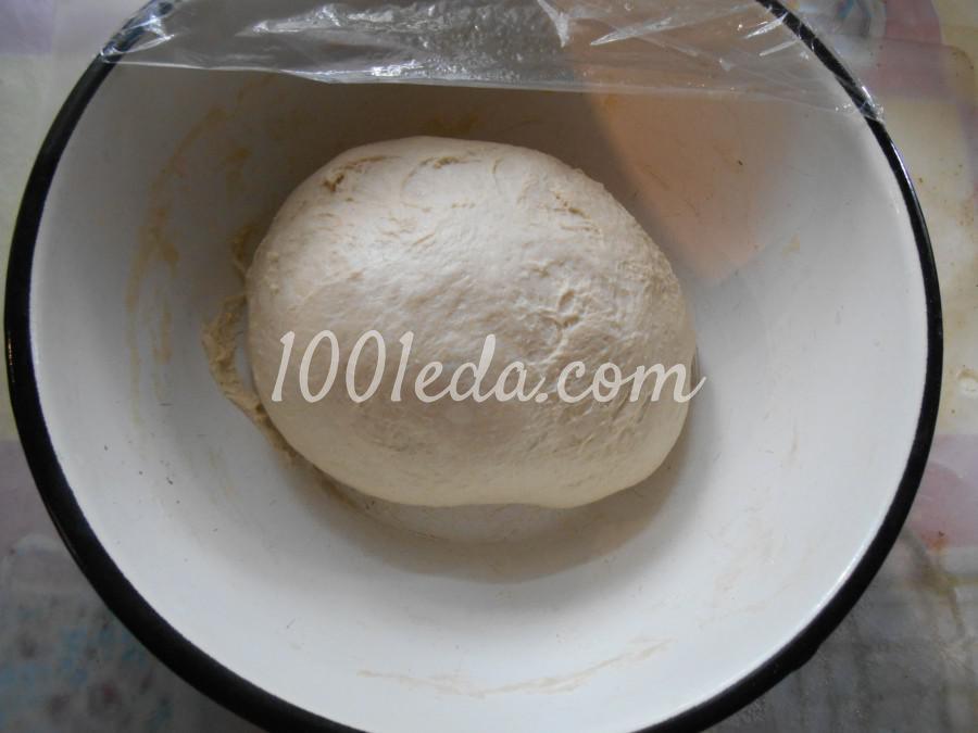 Армянский хлеб Матнакаш: рецепт с пошаговым фото - Шаг № 11