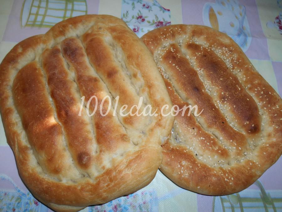 Армянский хлеб Матнакаш: рецепт с пошаговым фото - Шаг № 14