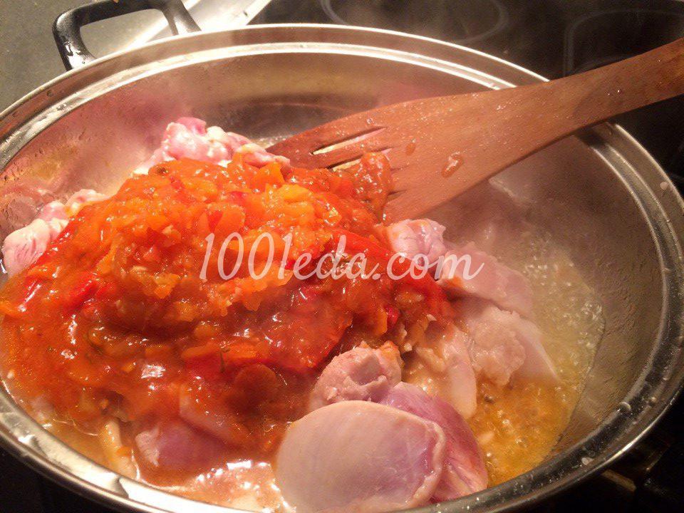Еда в духовке в фольге рецепты с фото