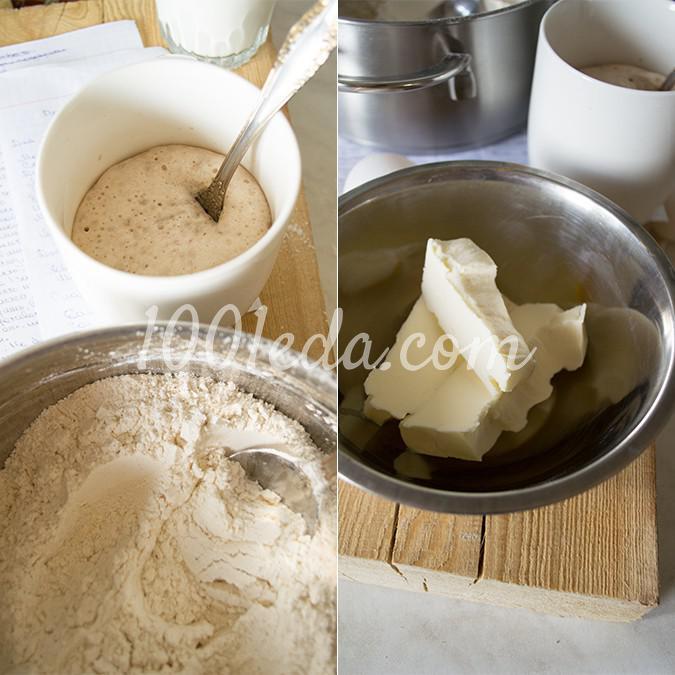Ароматные пасхальные булочки кросс-банс: рецепт с пошаговым фото - Шаг №5