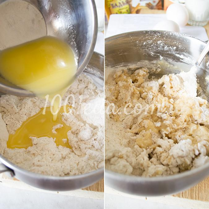 Ароматные пасхальные булочки кросс-банс: рецепт с пошаговым фото - Шаг №8