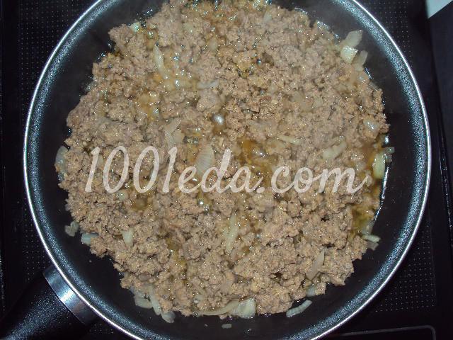Баклажаны фаршированные на сковороде: пошаговое фото - Шаг №2