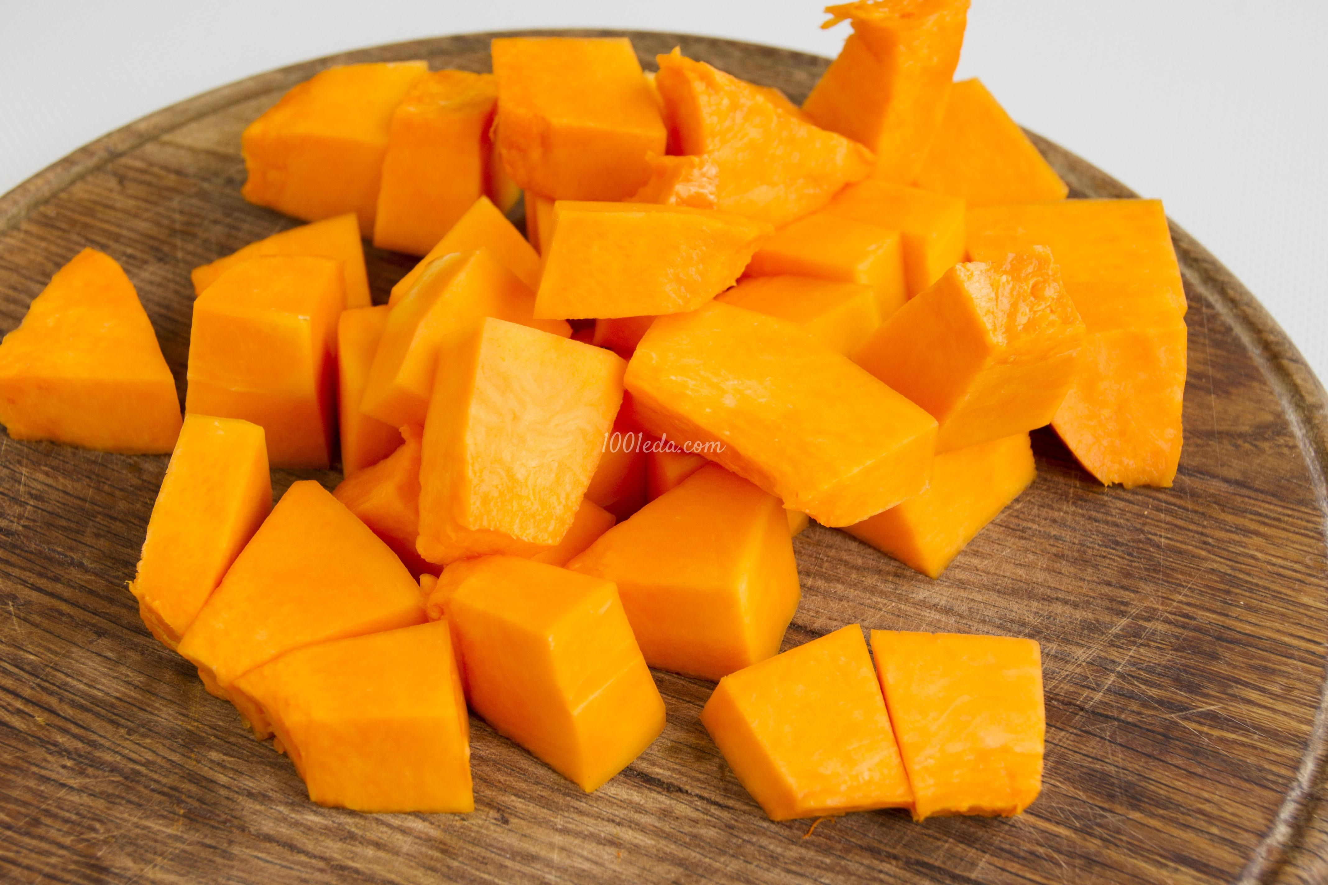 суп из тыквы с морковью рецепты приготовления