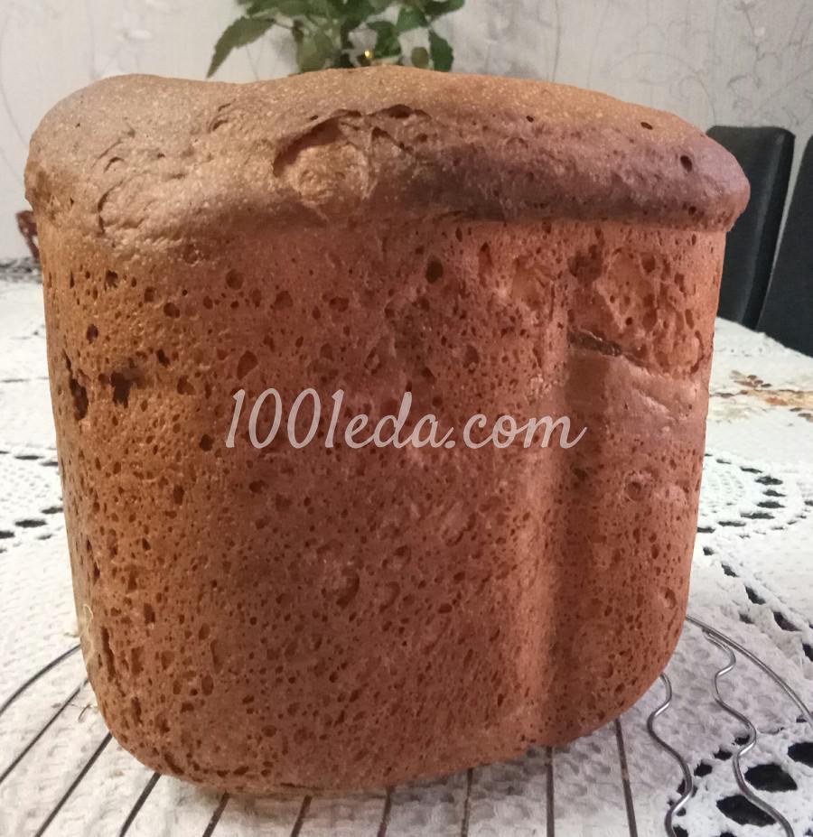 Белорусский хлеб в хлебопечке: пошаговый с фото - Шаг №14