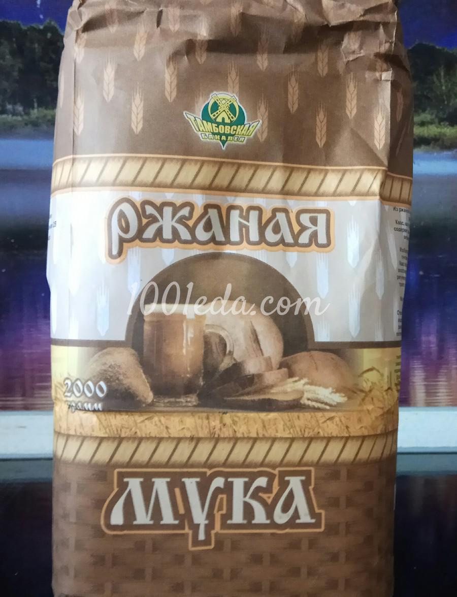 Белорусский хлеб в хлебопечке: пошаговый с фото - Шаг №2