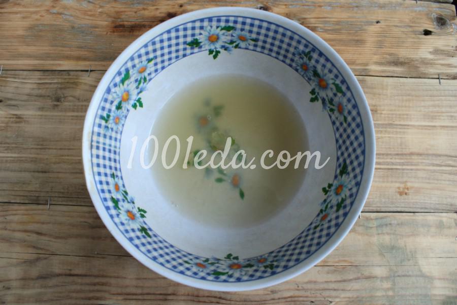 Белый постный соус: пошаговое фото - Шаг №1