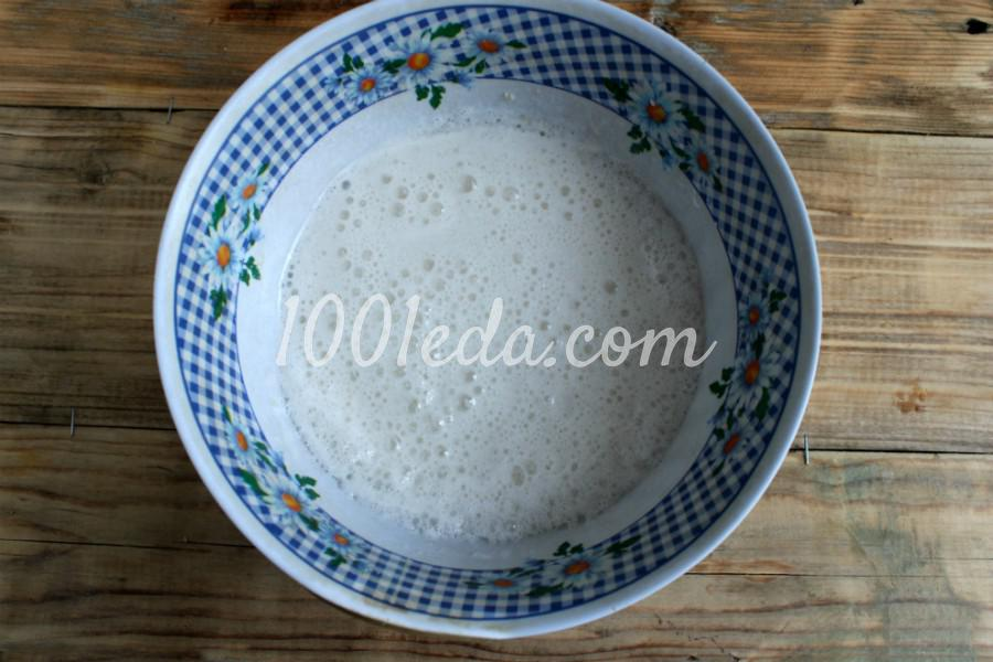 Белый постный соус: пошаговое фото - Шаг №4
