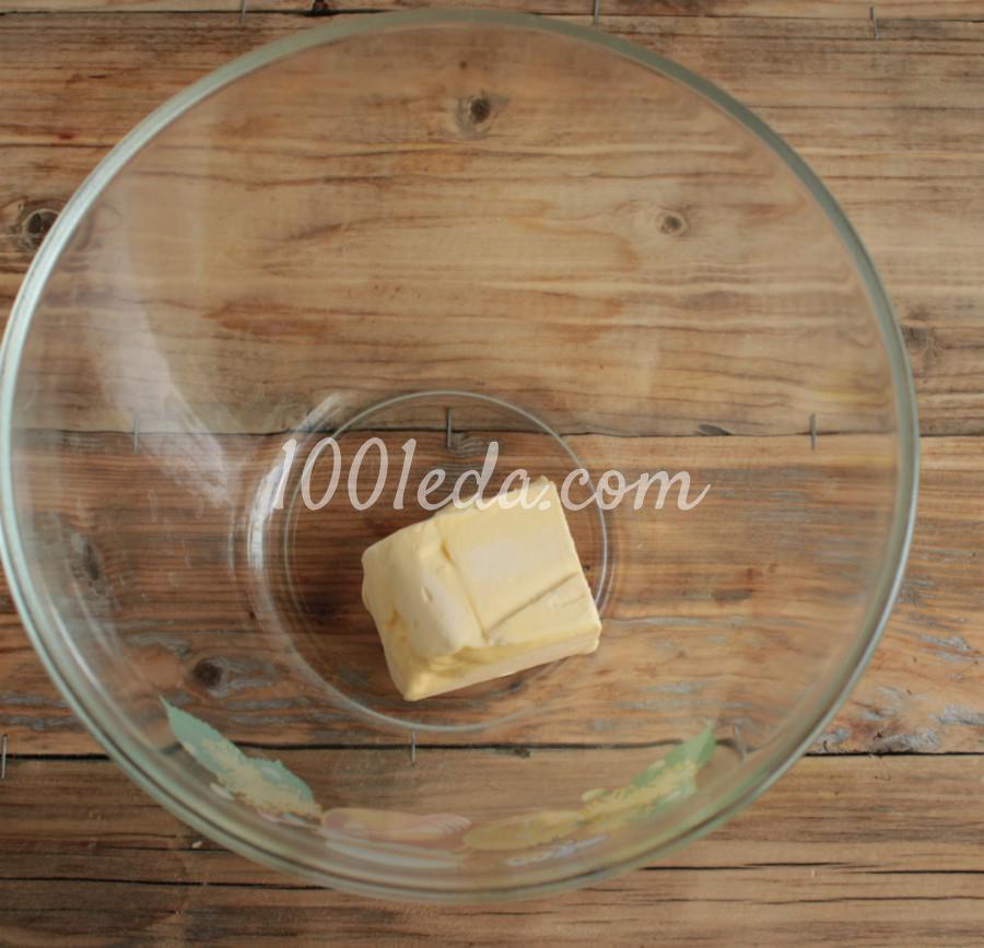 Безглютеновое печенье из рисовой муки: пошаговый с фото - Шаг №1