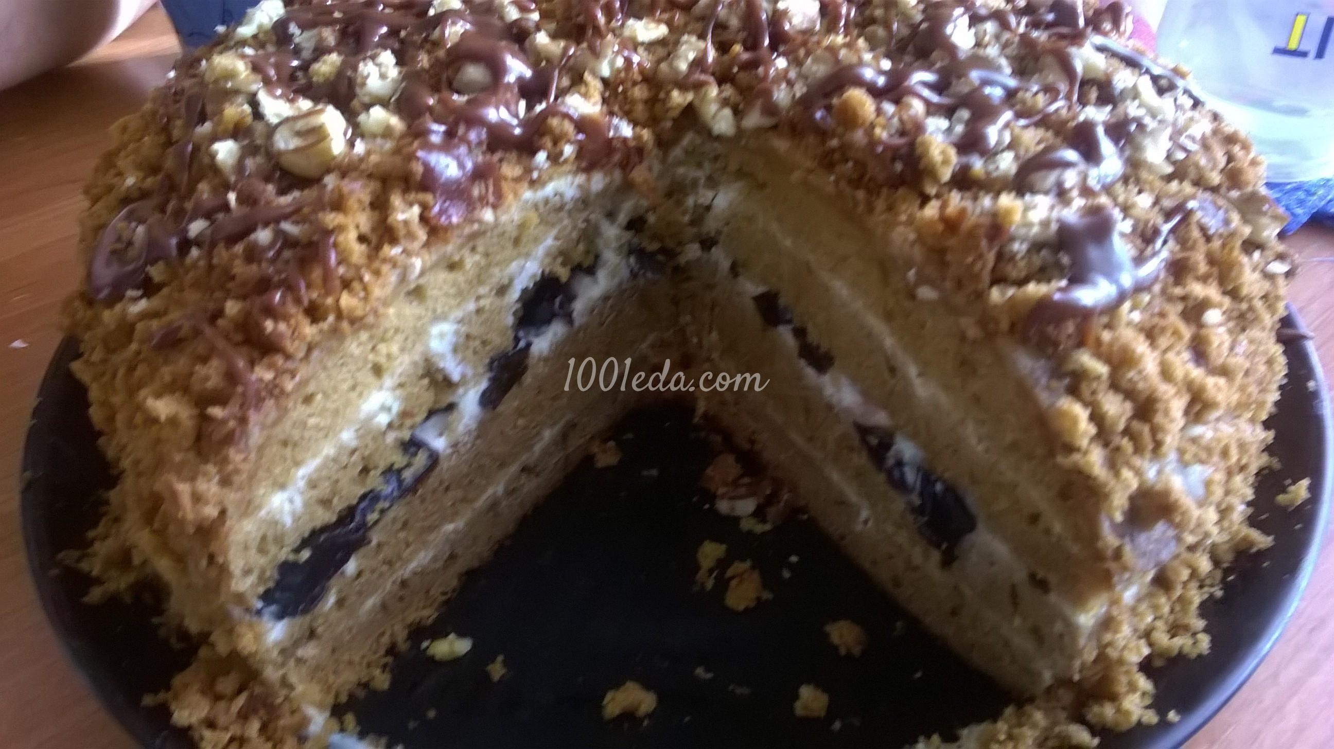 Рецепт торта виктория с пошаговым фото
