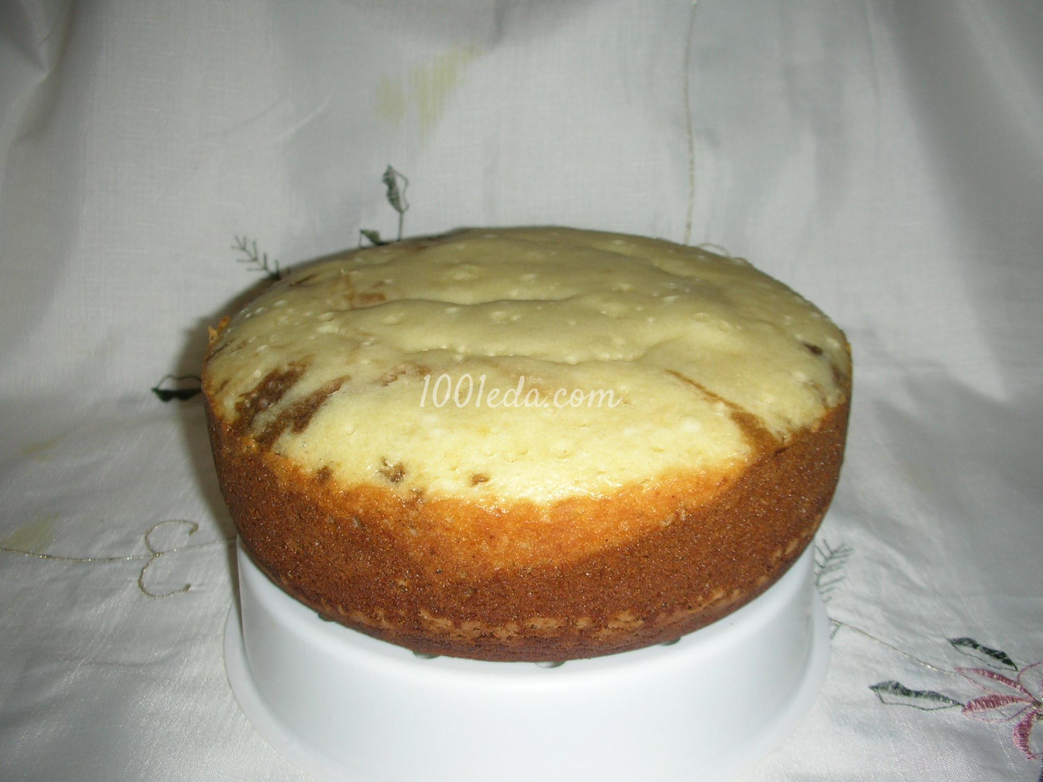 Рецепт бисквита пошагово в мультиварке редмонд