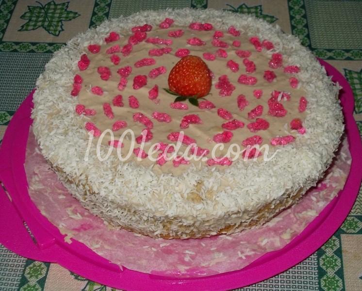 бисквит с маком для торта рецепт