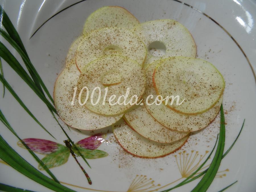 Блины с яблочным припеком: пошагово с фото - Шаг №1