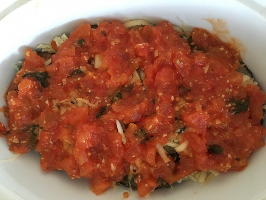 Божественные баклажаны с томатами и сыром: рецепт с пошаговым фото - Шаг №8