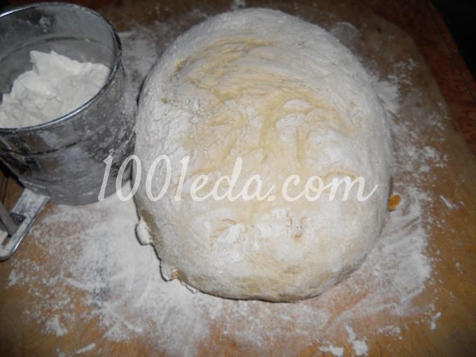 Булочки с изюмом и маком: рецепт с пошаговым фото - Шаг №6
