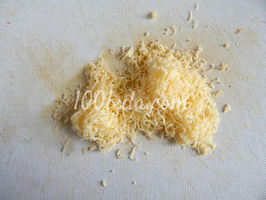 Быстрые бутерброды в духовке: пошаговое фото - Шаг №2