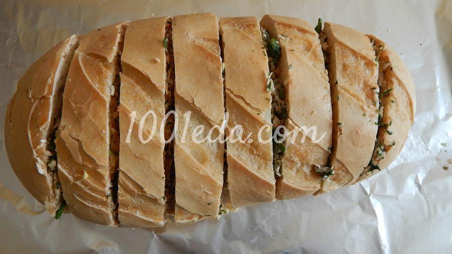 Быстрые бутерброды в духовке: пошаговое фото - Шаг №4