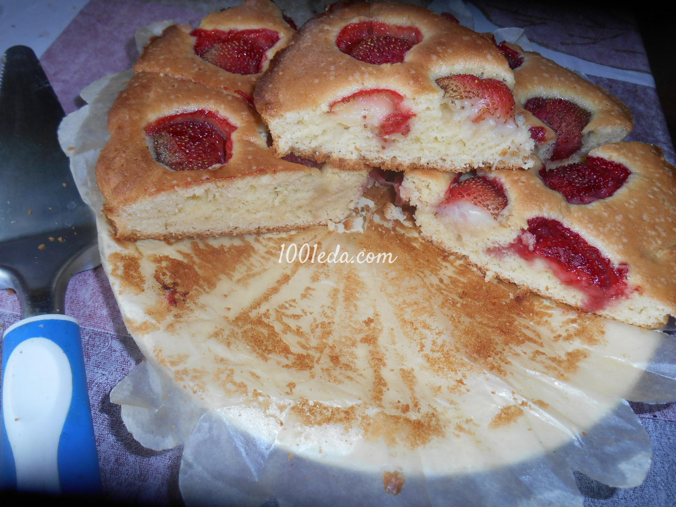Пирог с рецепт с фото пошагово