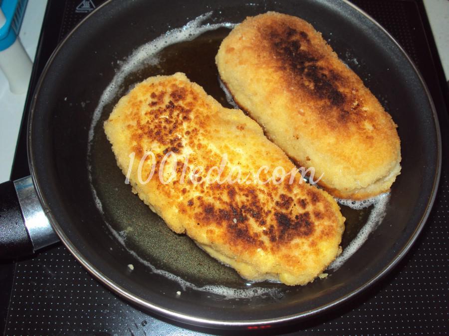 Куриная грудка с начинкой: пошаговый с фото