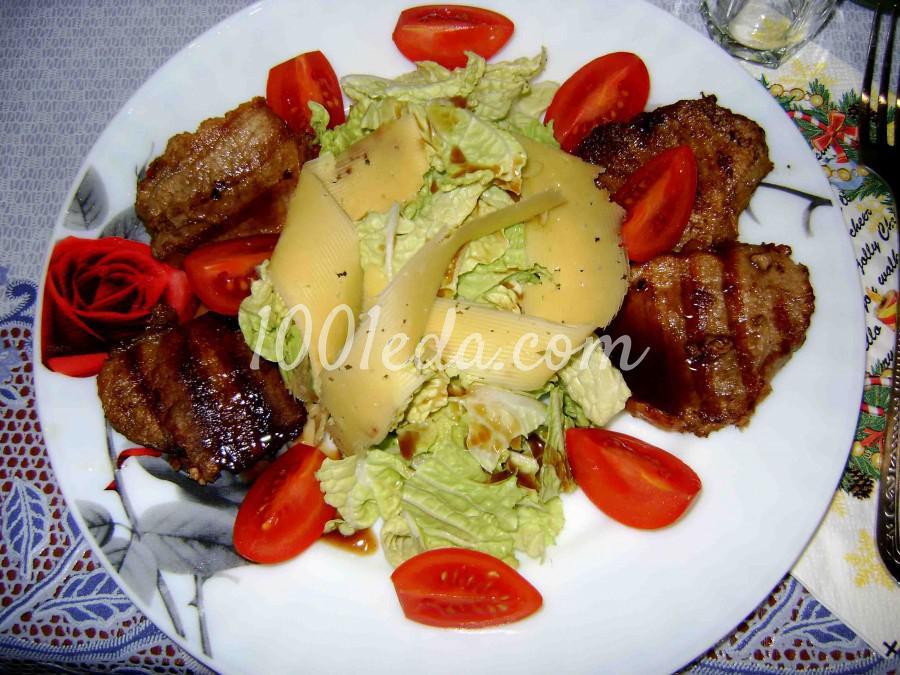 1001 еда вкусные рецепты салаты