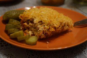 лазанья с фаршем пошаговый рецепт с фото