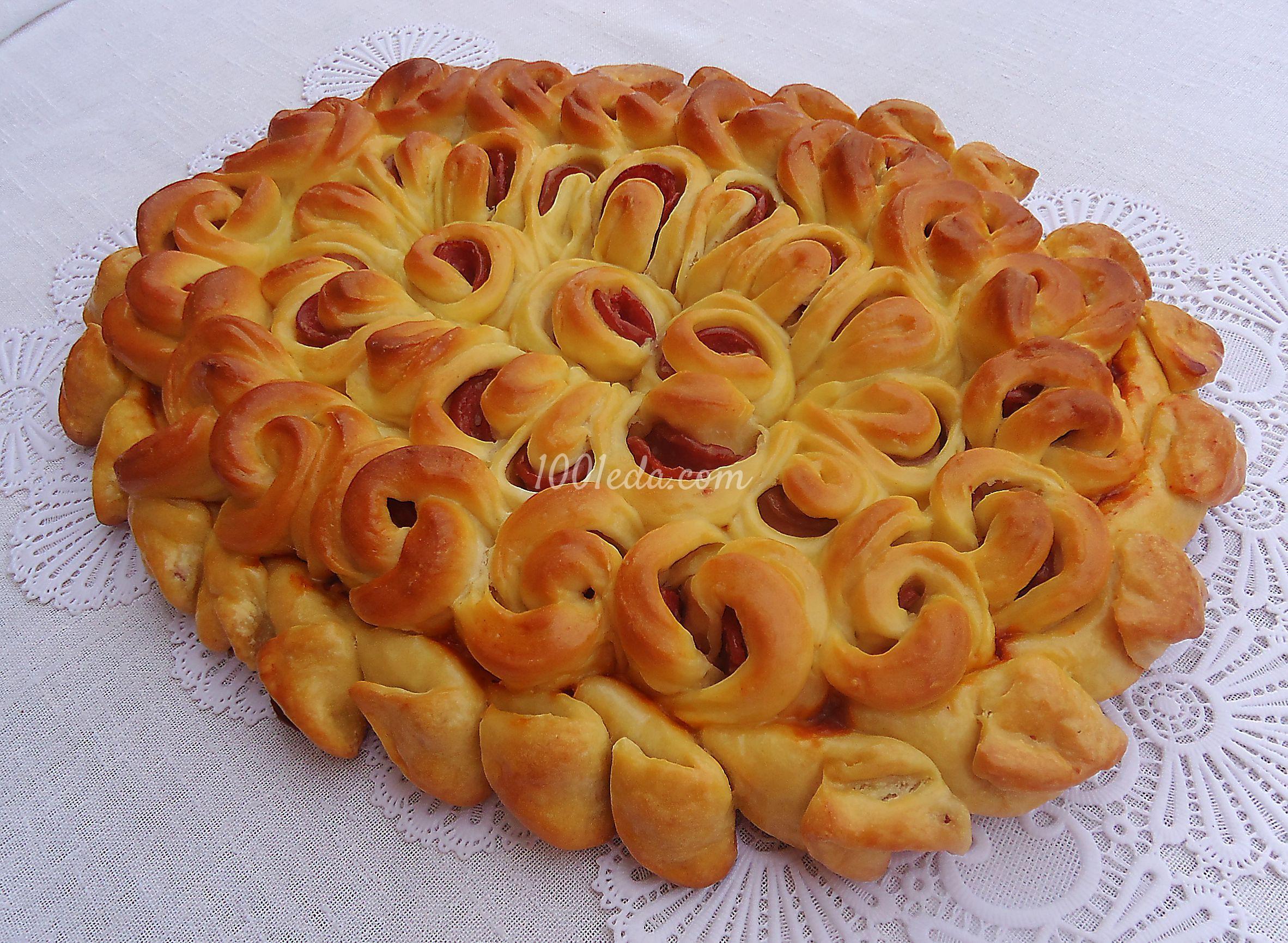 Узоры для пирогов фото