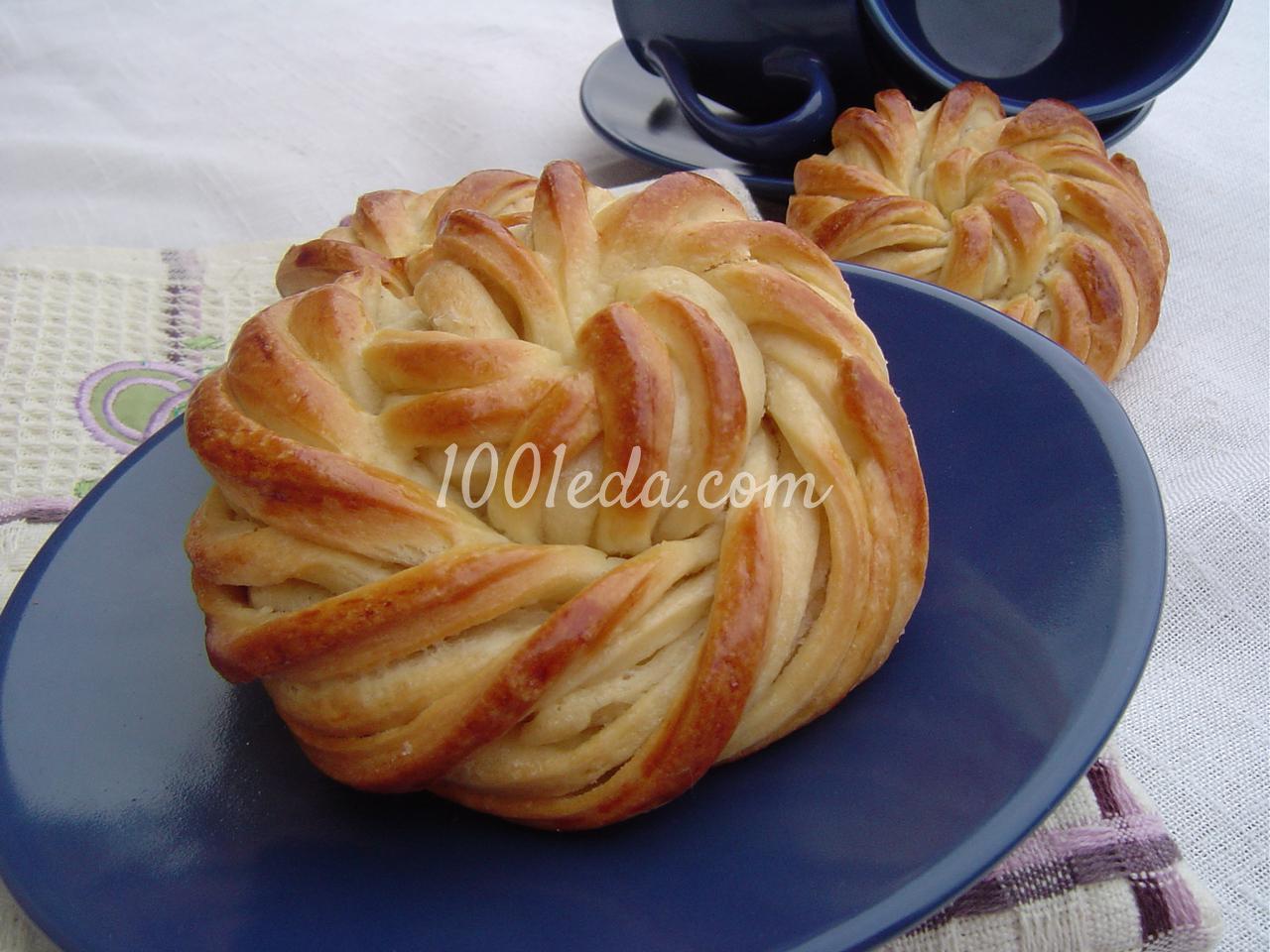 домашние сбодные булочки по рецептам бабушек