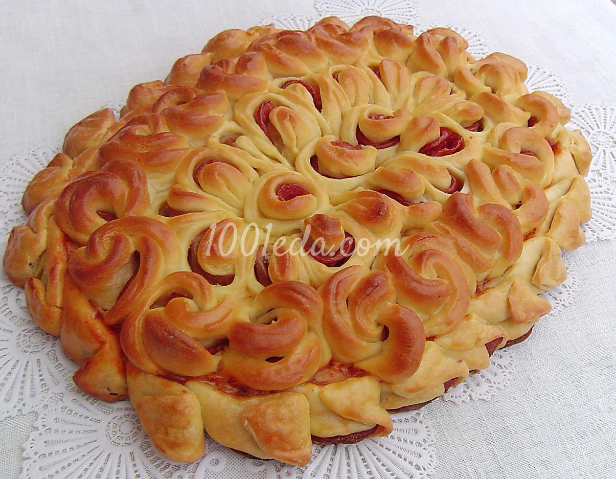 Дрожжевые пироги рецепт пошагово