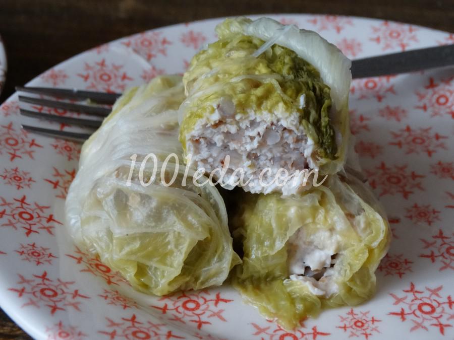 Голубцы из пекинской капусты рецепт отзывы
