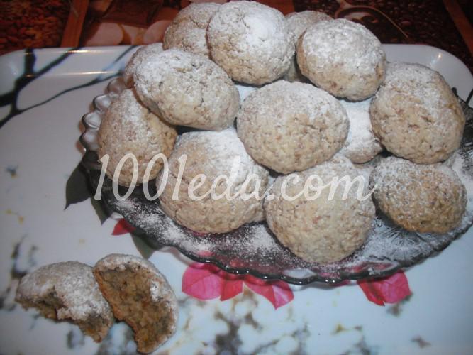 Печенье яблочно-овсяное: рецепт с пошаговым фото