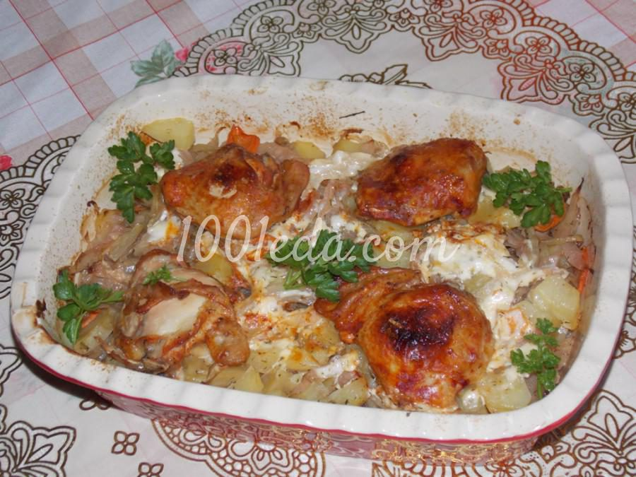 Рецепт мяса для ужина с пошагово