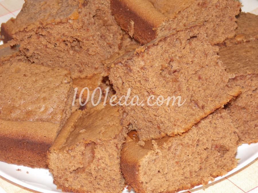 Шоколадный пирог Домашний