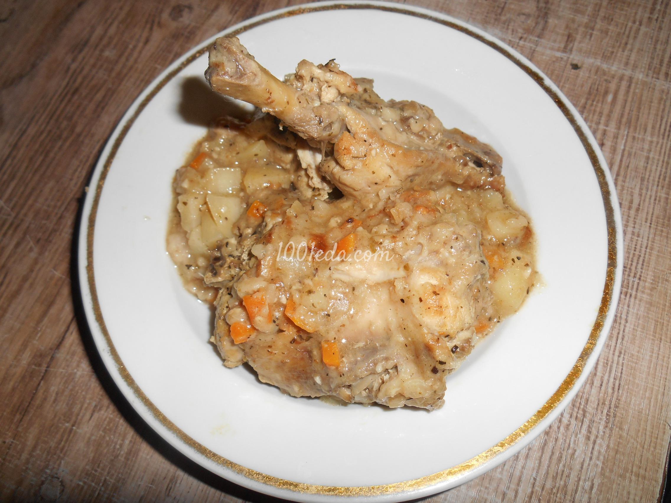 Кролик тушеный с картофелем фото рецепт пошаговый