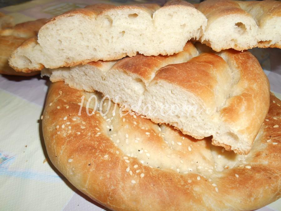 армянский хлеб рецепт с фото