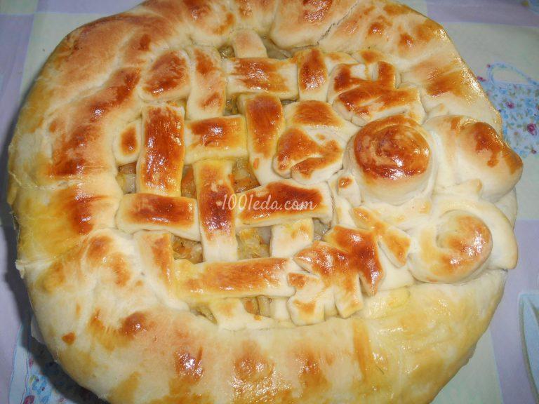 Простые рецепты пирогов фото пошагово